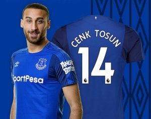 cenk tosun from his twitter