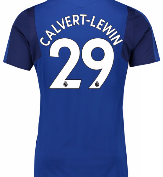 Calvert-Lewin-17-18-Everton-kit