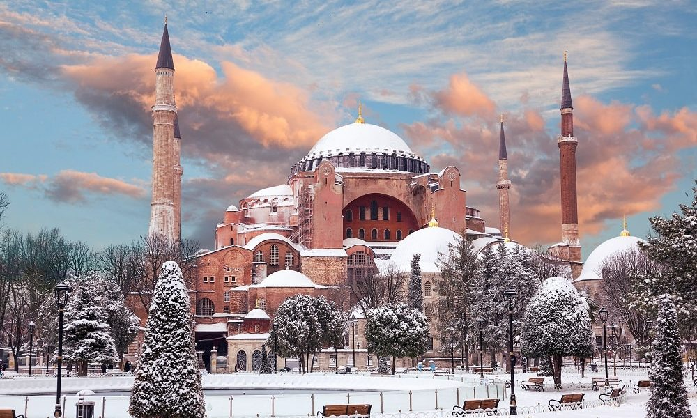 winter in turkey