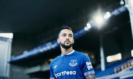 new Everton kit