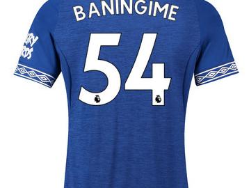Baningime Everton