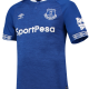 Everton kit 2018