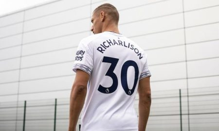 RIcharlison new kit