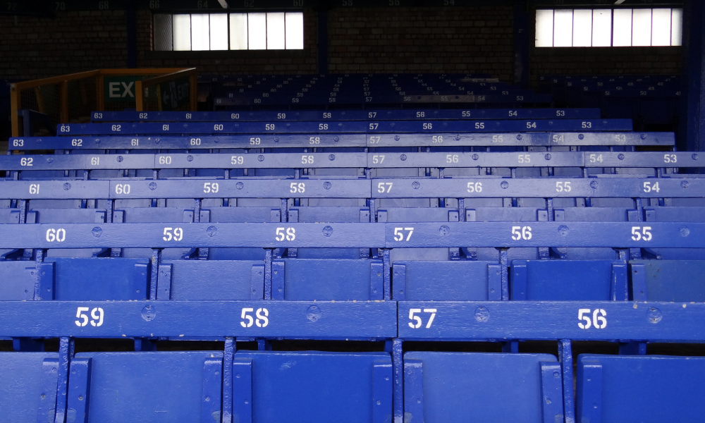 Goodison seats