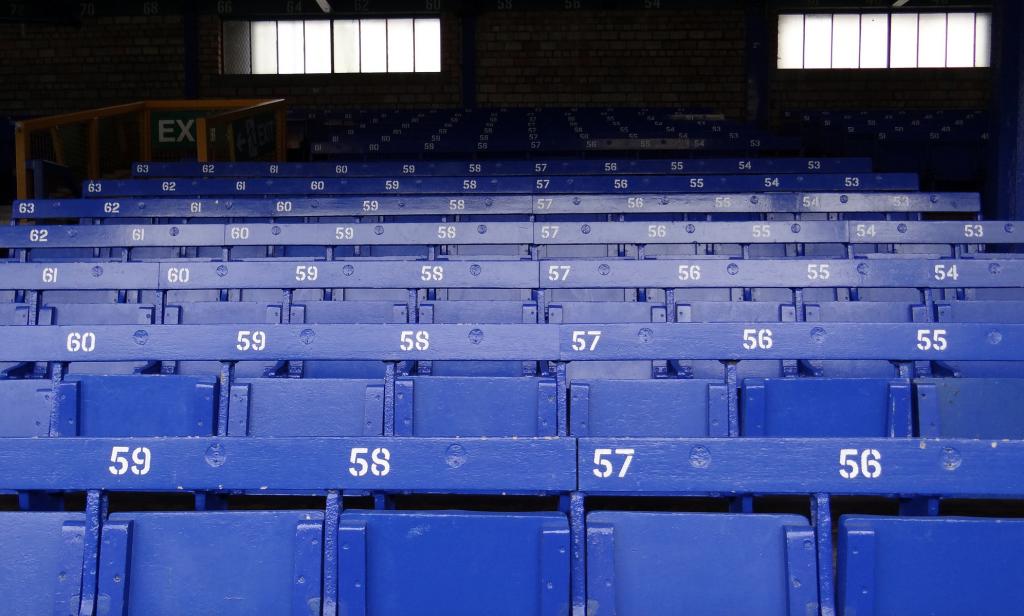 Goodison seats