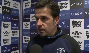 Silva post League Cup win