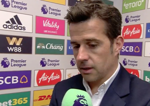 Silva after Leicester