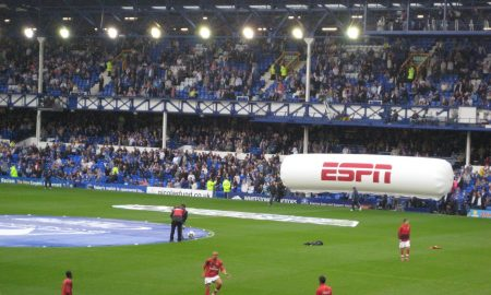 espn at Goodison