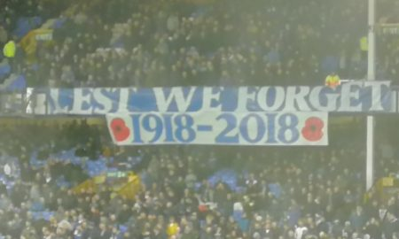 Everton remembers
