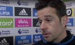 silva after cardiff